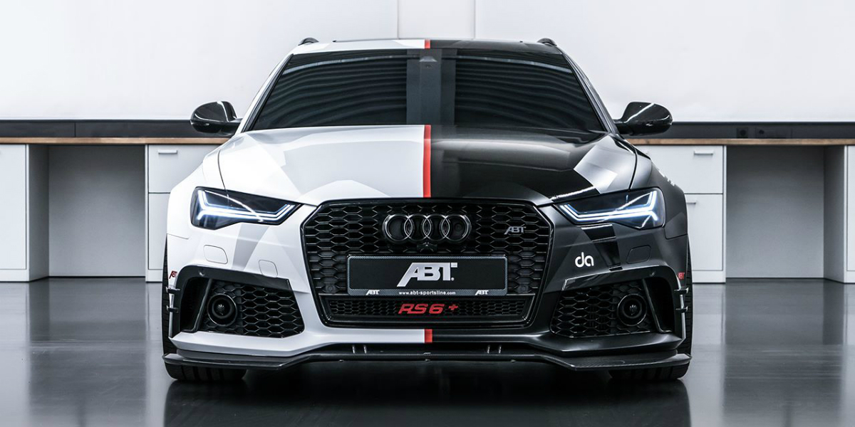 VIDEO: Audi RS6+ by Jon Olsson