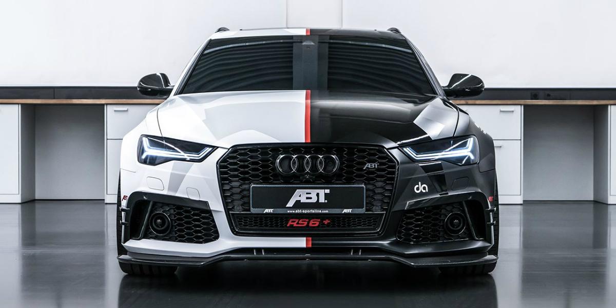 VIDEO: Audi RS6+ by Jon Olsson