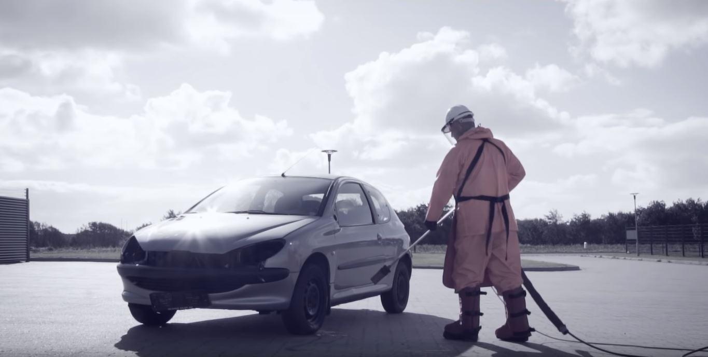 VIDEO: Správne umývanie auta…